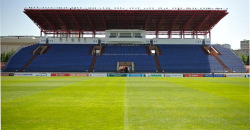 Toshkentning paxtakor klubi uy stadioni haqiqiy futbolga ixtisoslashtirilgan stadionga
